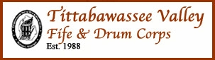 Tittabawassee Valley Fife & Drum Corps Logo